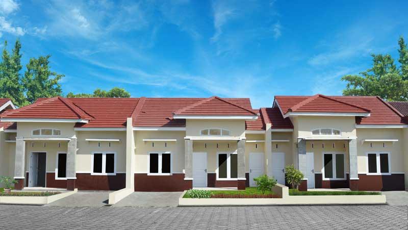 Jual rumah murah di tegal