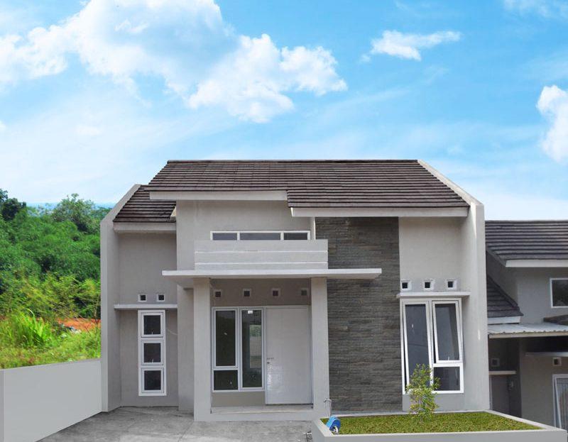 Rumah murah tengah kota Wonosobo