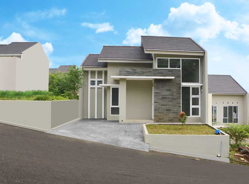 Jual rumah murah di Wonosobo